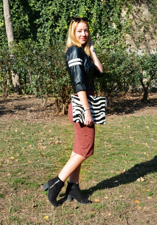 zebra-clutch-leather-knitted