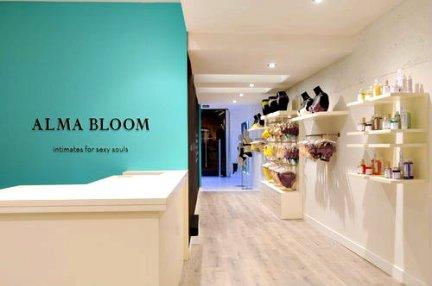 alma bloom tienda lenceria española sexy