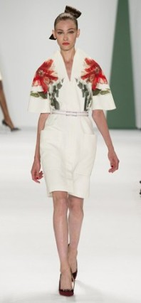 carolina herrera spring summer 2015 trends japan japon tendencias verano