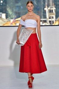 jesus del pozo spring summer 2015 trends crop top