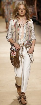 etro trends spring summer 2015 tendencias nudo hippy ethnic catwalk pasarela