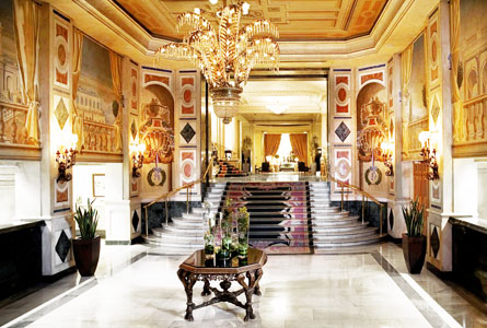 palace hotel westin madrid luxe luxury