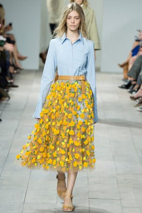 spring summer 2015 trends michael kors yellow