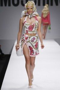 moschino trends spring summer 2015 pattern estampado total look tendencias