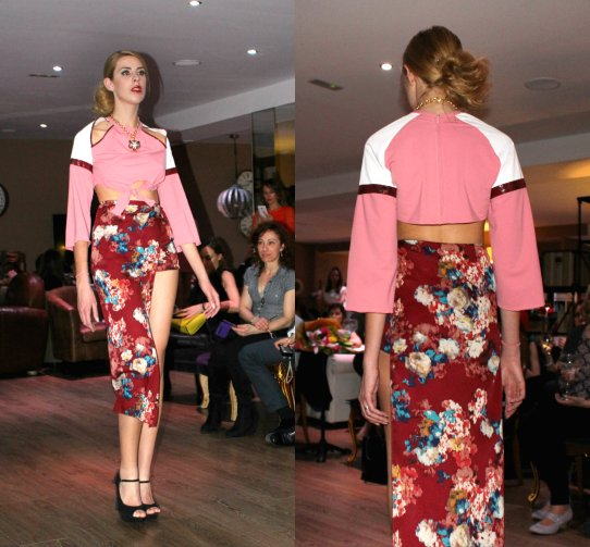 Noelia Guardia designer asian style japan flowers