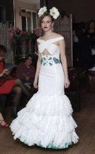 Patricia Pajares Bazarot flamenca moda sevilla spanish fashion