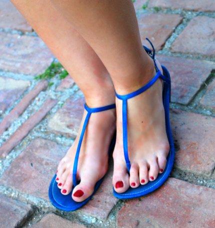 sandalias sandals blue navy klein summer verano outfit