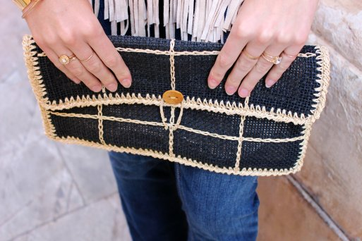 raffia bag clutch bolso paja rafia verano summer trends