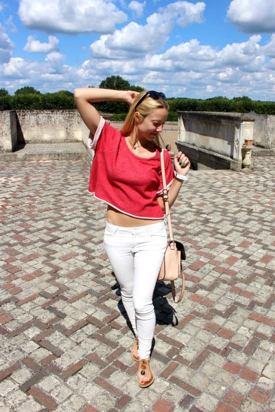 waxed jeans white vaqueros blancos encerados 2015 tendencias verano summer