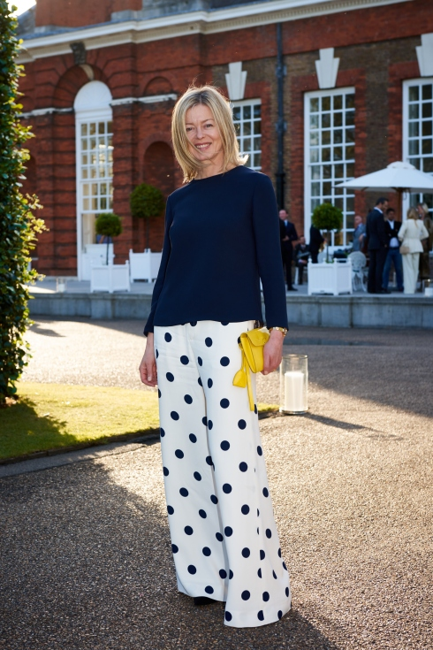 Helen Taylor ralph lauren vogue 2015 wimbledon party summer