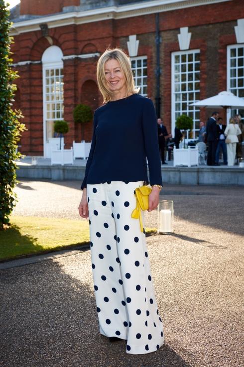 Helen Taylor ralph lauren vogue 2015 wimbledon party summer