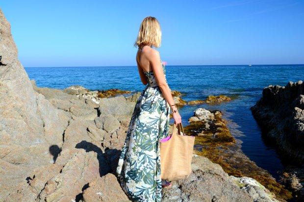 streetstyle maxidress maxivestido floral brasil sea summer trends tendencias girl blogger fashion