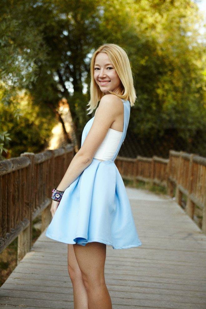 she inside dress trends 2015 summer lovely girl