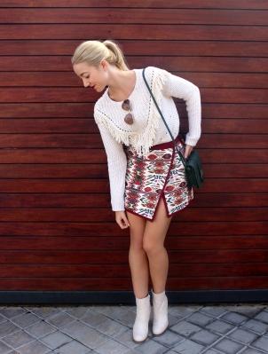 ethic folk boho style fashionblogger style streetstyle etnico trends winter 2015 invierno
