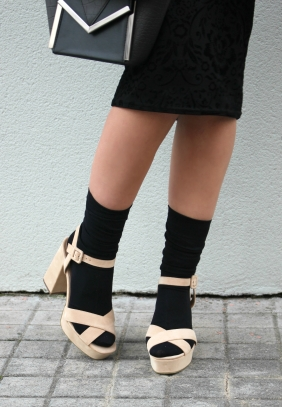 socks sandalias calcetines invierno tendencias vogue fashion blogger inspiracion inspiration