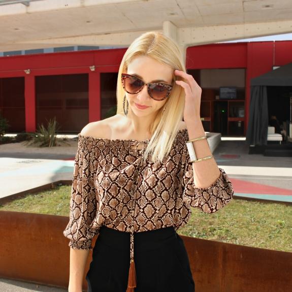 bardot neck off shoulder hombros descubiertos fashion blogger