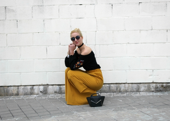 cute girl fashion blogger tendencias verano 2016 color estilo streetstyle lifestyle blonde