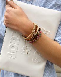 clutch blanco text boho bracelets pulseras mensaje bolso cartera white