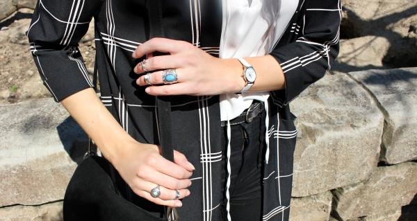 boho chic jewellery summer silver gems cute fashion blogger lifestyle