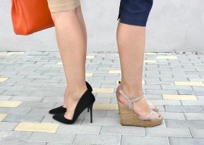heels stilettos black beige wedges summer 2016