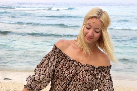 lifestyle summer beach travel fashionblogger inspo beauty cute blond girl smile tan sun