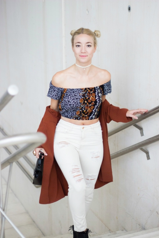 FASHIONBLOGGER CROPTOP AUTUMN TRENDS