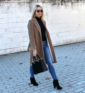 camel coat abrigo tendencia trends winter 2017