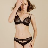 Luxury lingerie for every day this Winter -by Alma Bloom-