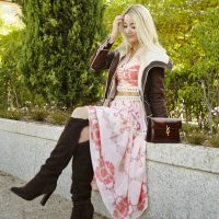 Russian vibes -or how to get that cool folk outfit-